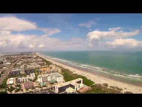 Lori Wilson Park Cocoa Beach By Drone Yuneec Q500 Typhoon Video