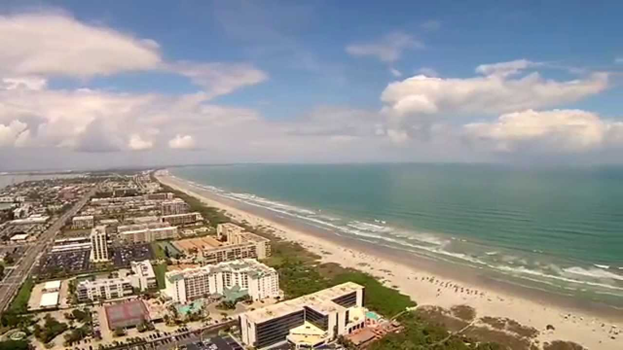 Lori Wilson Park Cocoa Beach By Drone Yuneec Q500 Typhoon Video