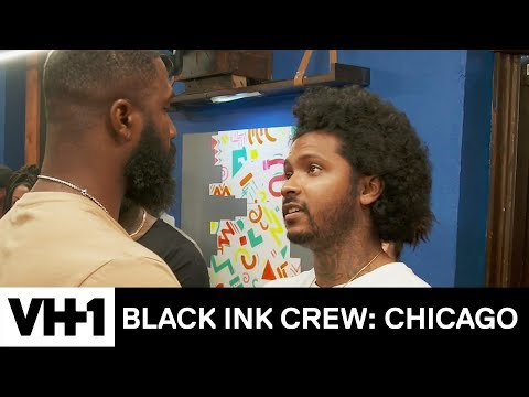Ryan Takes Over Loyal Ink  Black Ink Crew: Chicago