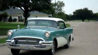 What kind of Buick is this? Meet the '55 Century.