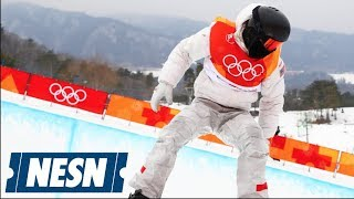 Shaun White Kills It On Instagram During Gold Medal Run