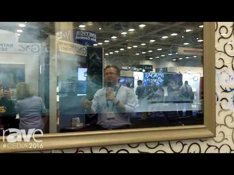 CEDIA 2016: Clear View Shows Off Grandscreen TV Mirror