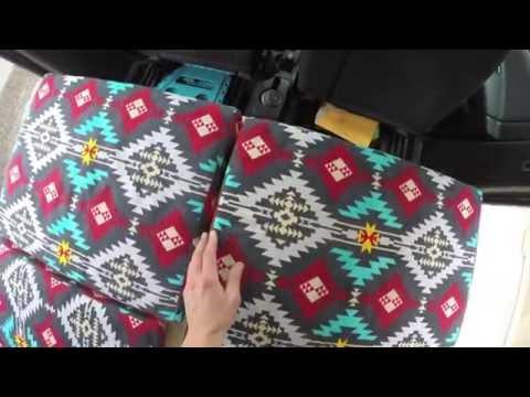 Wayfarer kit turns Ram cargo van into customizable camper van