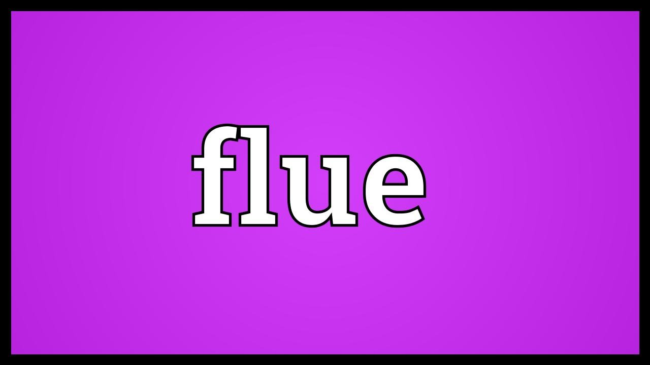 Great Flue Meaning