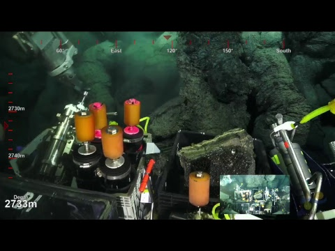 ROV SuBastian Dive 095- West Mata  SW Base - Underwater Fire