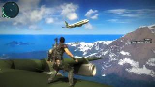 Just Cause 2 -  Infinite Grapple, New Black Market, God Mode, and Unlimited ammo,