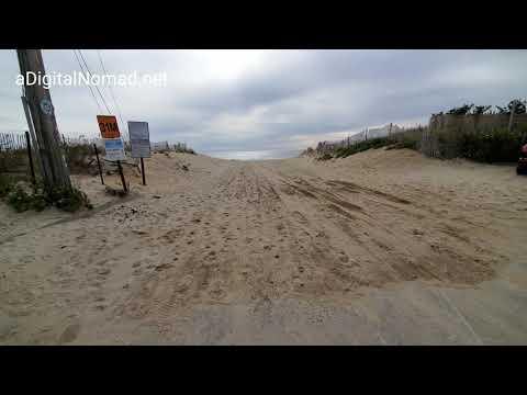 Montauk Beach In November | Montauk, New York