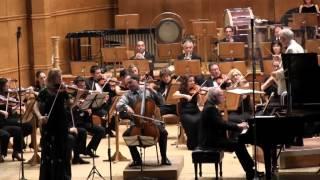 Beethoven  Tripelkonzert  2. und 3. Satz, Jess-Trio-Wien,  Symphony Orchestra Sofia,  Angel Stankov