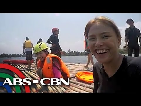 TV Patrol: Tara Grets! Ultimate adventure sa Los Banos