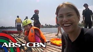 TV Patrol: Tara Grets! Ultimate adventure sa Los Banos