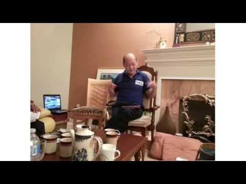 Bernard Lee Bible Study #1: Oct 15, 2015