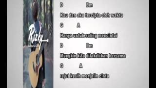 Video Rizky Febian - Kesempurnaan Cinta #CHORDnLYRICS download MP3, 3GP, MP4, WEBM, AVI, FLV Oktober 2017