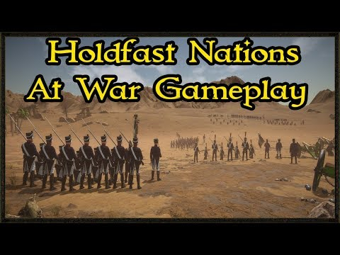 New Napoleonic Wars Game - Exclusive Holdfast: Nations At War Gameplay