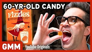 60-Year-Old Candy Taste Test