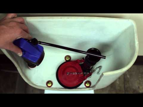 How to install a Genuine TOTO Universal Fill Valve by Korky