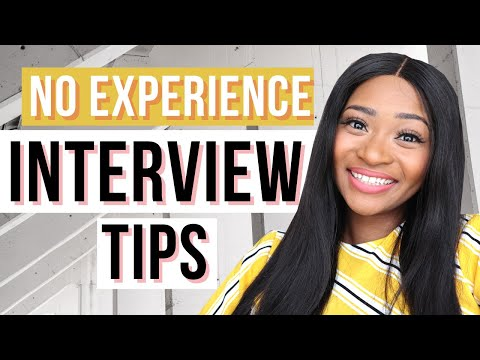 Tell Me About Yourself With No Experience | Interview Tips For Fresh Graduates