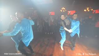 ALEX & DESIREE WORLD WIDE DC Bachata Dance Performance @ THE SALSA ROOM