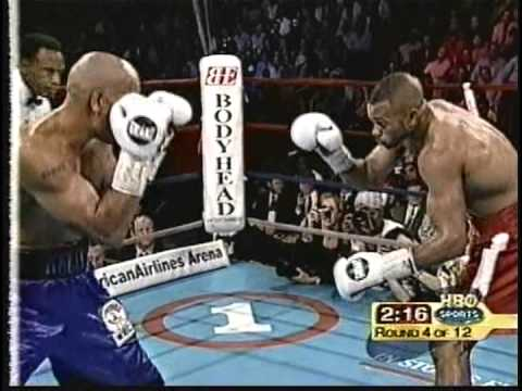 Roy Jones Junior vs Glenn Kelly - Full Fight
