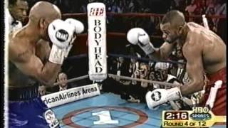 Roy Jones Junior vs Glenn Kelly - Full Fight
