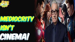 The MCU Is Not Cinema