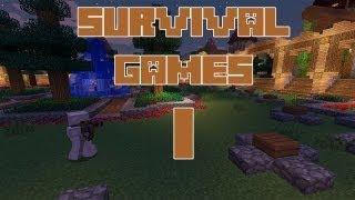 MineCraft - Голодные Игры - Часть 1
