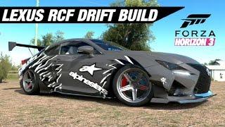 how to build a drift car in forza horizon 3