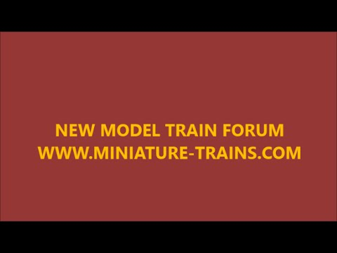 Modelling Railway Train Track Plans -New Model Railroad Forum