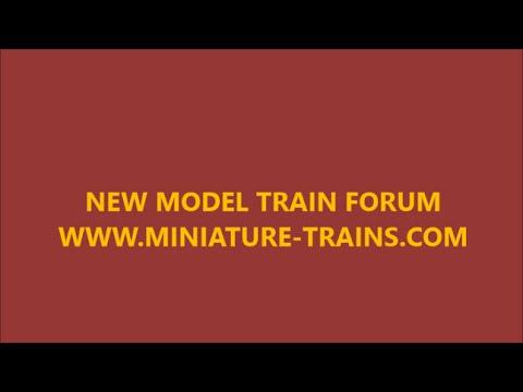 model train forum | How To Build A Model Railway