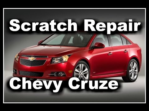 How to Repair Scratches