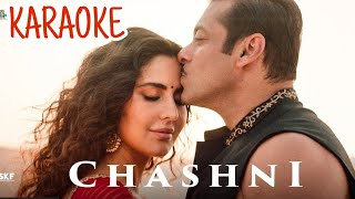 Chashni (bharat) - karaoke with lyrics || salman khan new bollywood song 2019 ishqe di download clean hq mp3 https://imojo.in/3ntveb5...