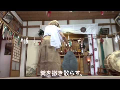 神社 天岩戸神社 神楽 天手力男神 高千穂