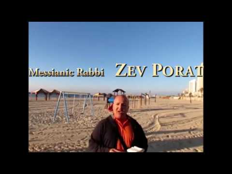 Stunning! End Times! Jews coming to salvation in Israel - Messianic Rabbi Zev Porat