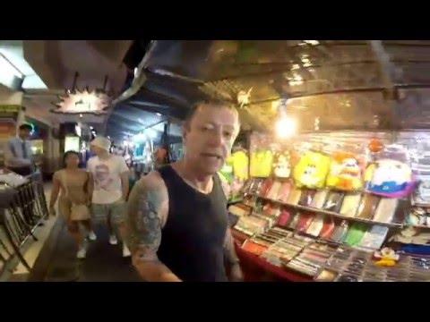 Vlog #5 A Friday night in Nana Bangkok