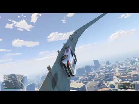 #FAFR WALLRiDE GOLFiNG 3.0 ~ GTA V ONLiNE