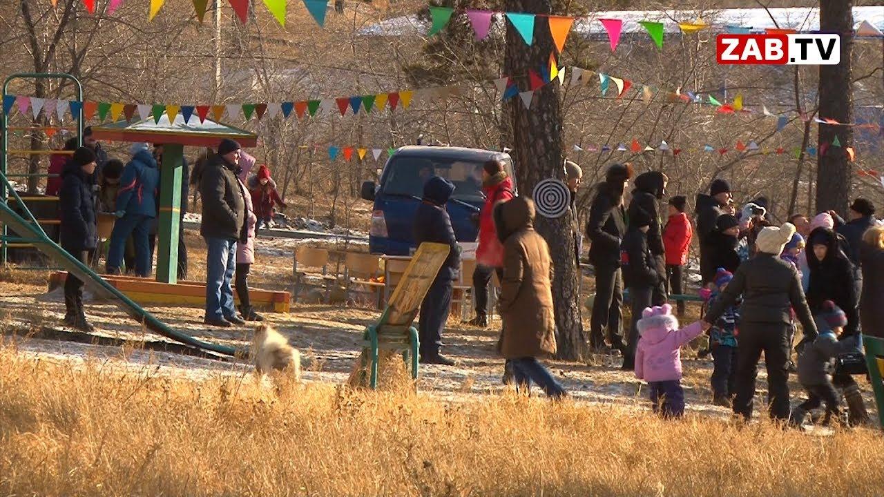 Жители Соснового бора будут отстаивать территорию бывшего парка до конца
