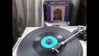 Jacky Valentin  Pour que tout recommence  1980
