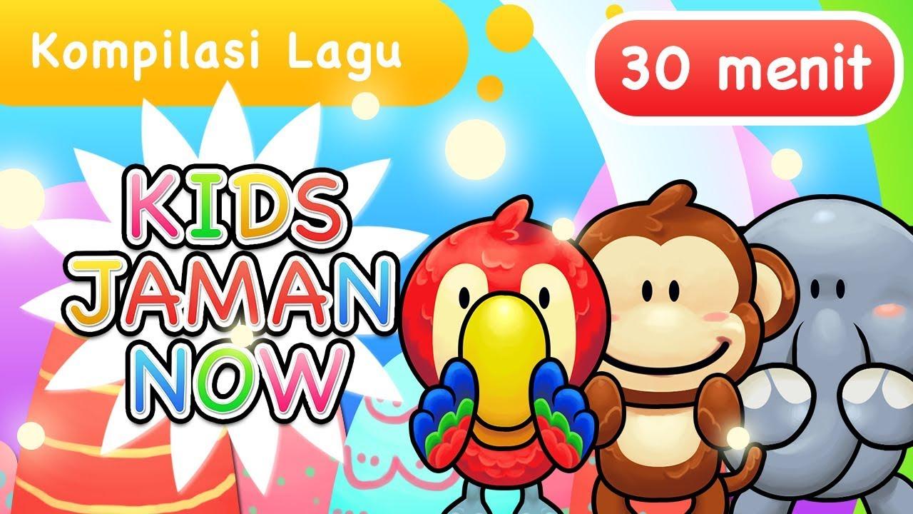Kompilasi Lagu Kids Jaman Now YouTube