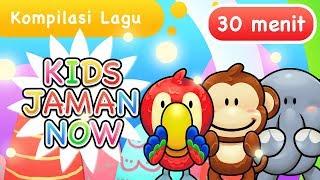 Kompilasi Lagu Kids Jaman Now
