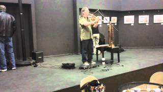 Native American Teotihuacan Double Flute Solo