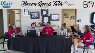 Ben Davis Ford DeKalb Baron Sports Talk - September 15, 2018