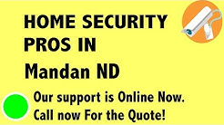 Best Home Security System Companies in Mandan ND