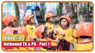 Outbound Anak TK PG Ar-Rasyid di Alas Prambon Sidoarjo (Part 1) - Hana Family
