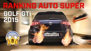 VW GOLF GTi 2.0 TSi DSG - RANKING AUTO SUPER 2ª Temporada (by avantgarde) | #12