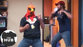 Chicken Dance | The HUB - MAY 14, 2015