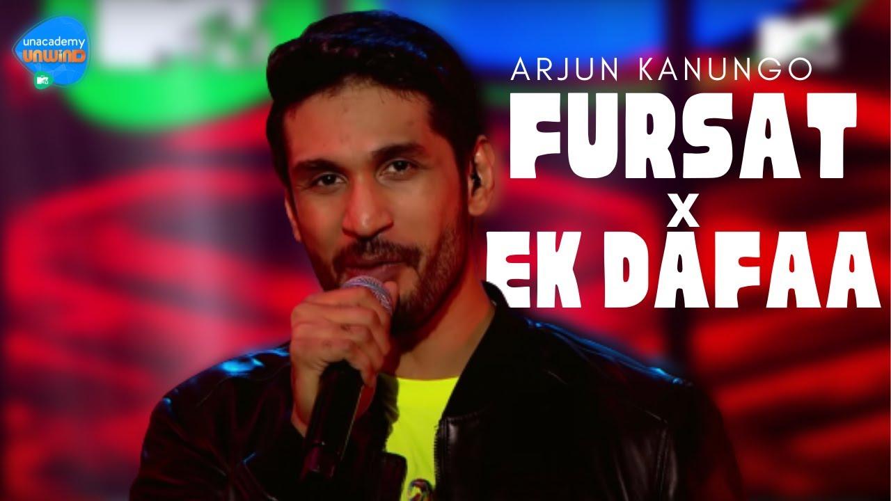 Download Fursat x Ek Dafaa   Arjun Kanungo   Unacademy Unwind With MTV