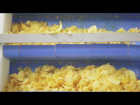 The making of Zapp's potato chips