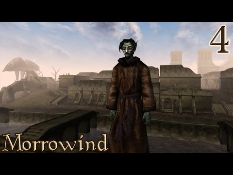 #04: First Time in Balmora [ Morrowind — PC ]