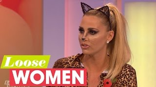 Katie Price And Andrea McLean Open Up About Affairs | Loose Women
