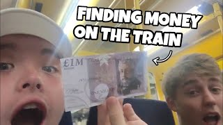 we found £1,000,000