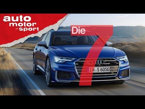 Nur noch Diesel? 7 Fakten zu den S-Modellen, die jeder Audi-Fan wissen sollte   auto motor & sport